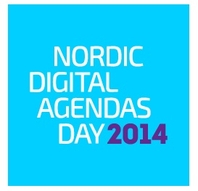 Nordic Digital Agendas Day logo